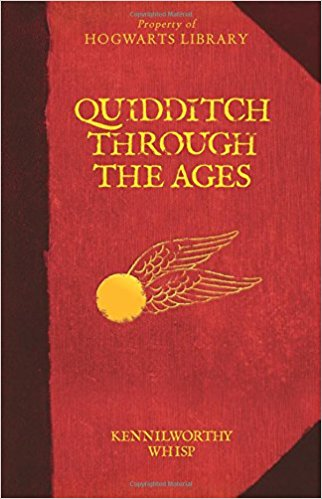 Harry Potter Quidditch Through the Ages Audiobook