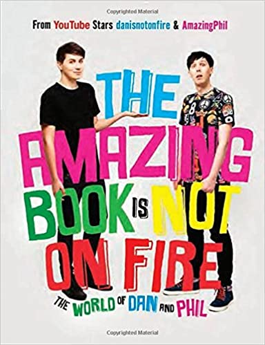The Amazing Book Is Not on Fire Audiobook Online Free