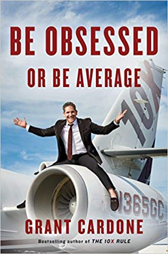Be Obsessed or Be Average Audiobook Download