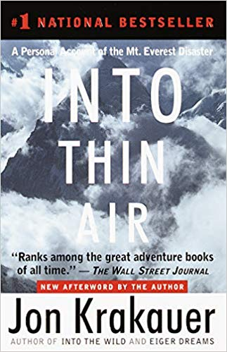 Into Thin Air Audiobook Online