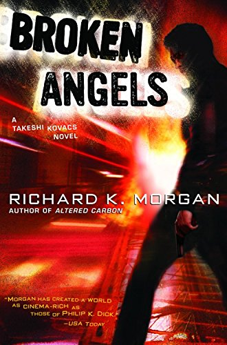 Broken Angels Audiobook Online