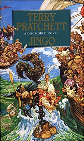 Terry Pratchett - Jingo Audiobook Free Online