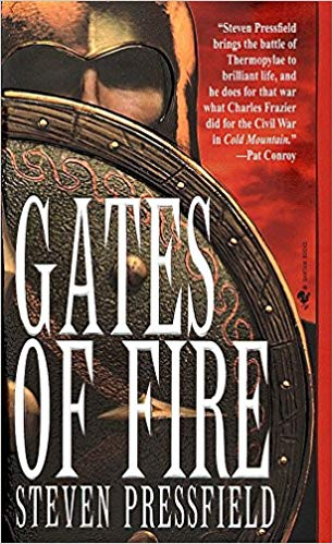 Gates of Fire Audiobook Online