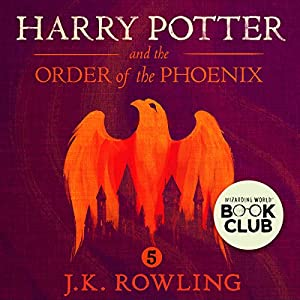 Harry Potter and the Order of the Phoenix Jim Dale Audiobook