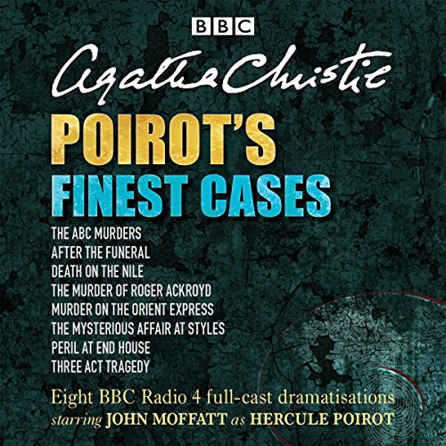 Agatha Christie - Poirot's Finest Cases Audiobook Free