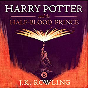 Harry Potter and the Half Blood Prince Audibook - Stephen Fry