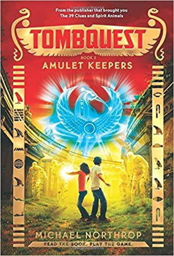 Northrop, Michael - Amulet Keepers Audiobook Online Free